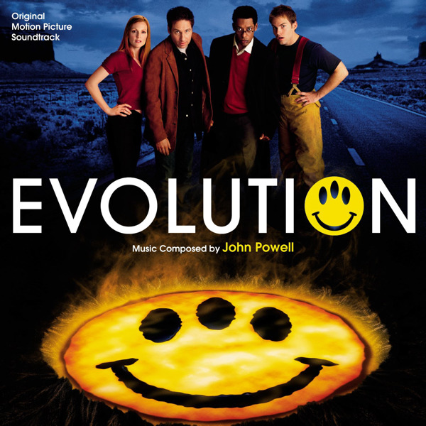 Evolution OST